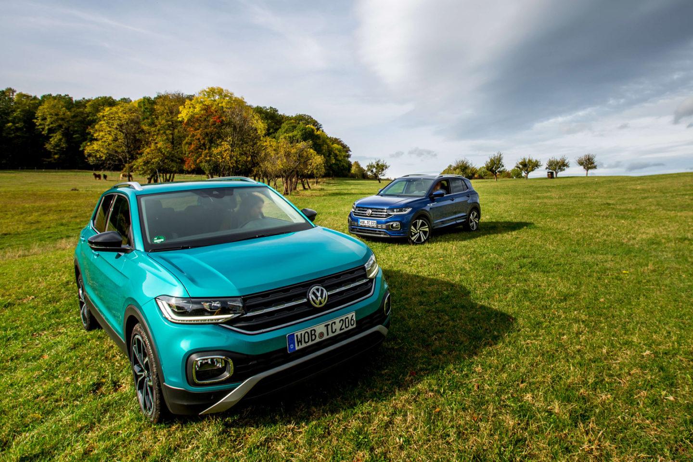Magazin Shooting mit dem neuen T-Cross von Volkswagen für Magazine der Bauer Media Group - Fotografiert mit meiner Canon 5D Mark IV